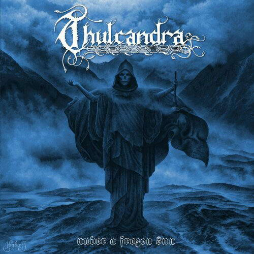 Cover of Thulcandra - Under A Frozen Sun