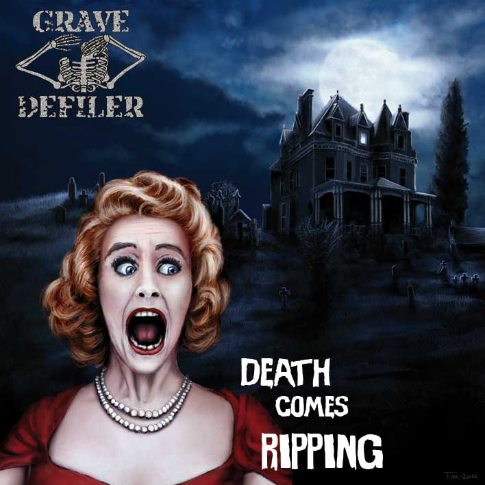 Grave Defiler - Death Comes Ripping