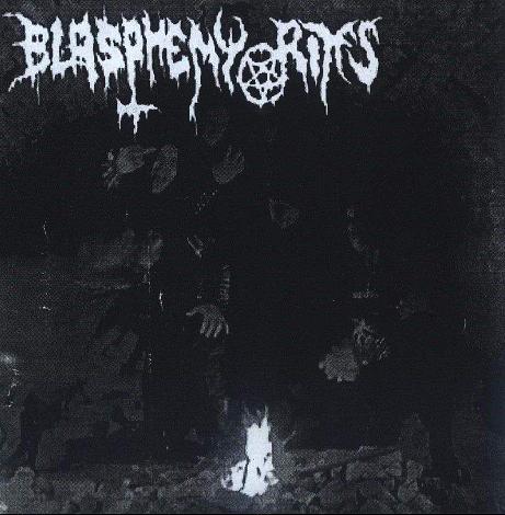 Blasphemy Rites - Demo I'02
