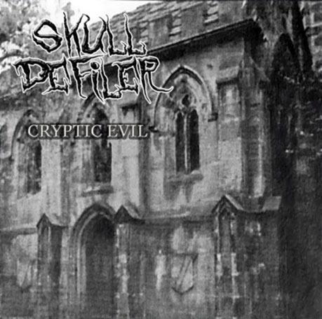 Skull Defiler - Cryptic Evil