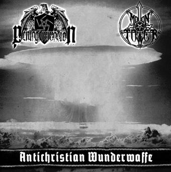 Moontower / Pentagammadion - Antichristian Wunderwaffe