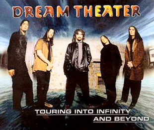 Dream Theater - Touring into Infinity and Beyond