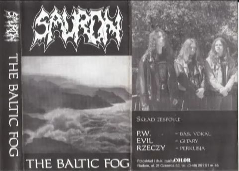 Sauron - The Baltic Fog