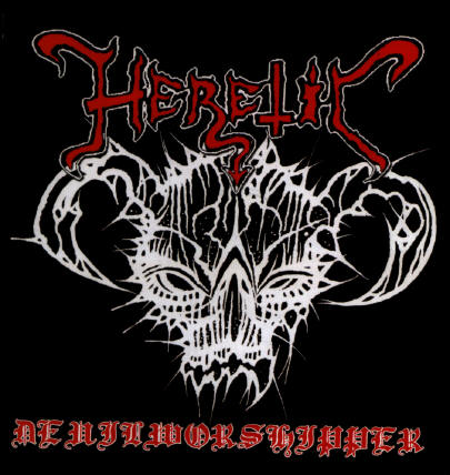 Heretic - Devilworshipper