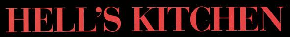 Hell's Kitchen - Logo