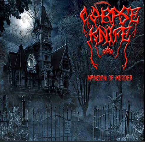 Corpse Knife - Mansion of Murder