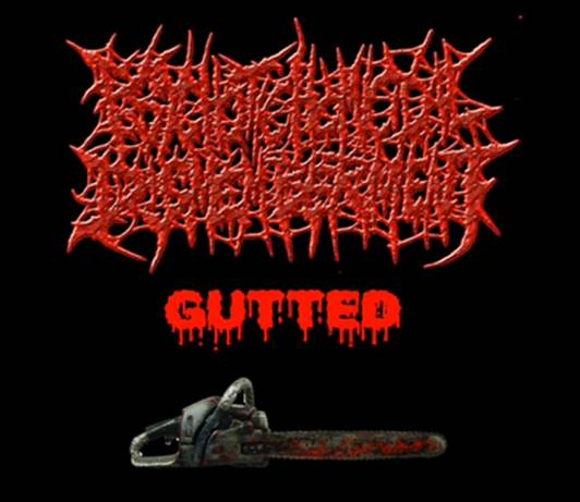 Psychotic Homicidal Dismemberment - Gutted