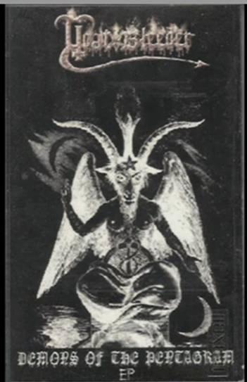 Goat Bleeder - Demons of the Pentagram