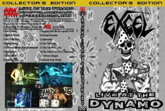 Excel - Live at the Dynamo
