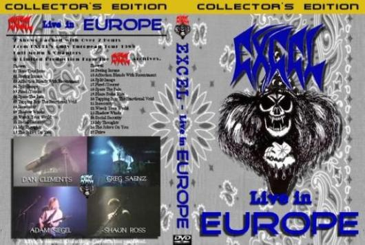 Excel - Live in Europe