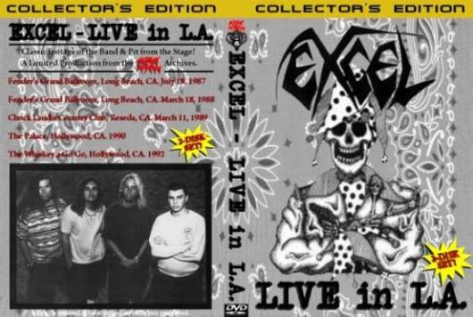 Excel - Live in L.A.