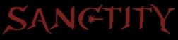 Sanctity - Logo