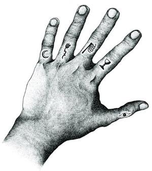 Circle of Ouroborus - Eleven Fingers