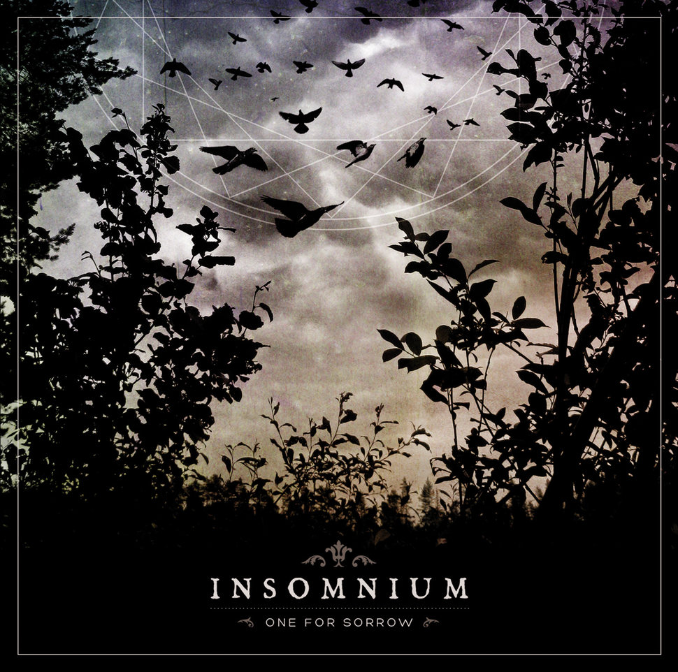 Cover of Insomnium - One For The Sorrow