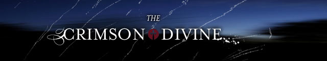 The Crimson Divine - Logo