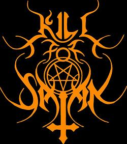 Kill for Satan - Logo