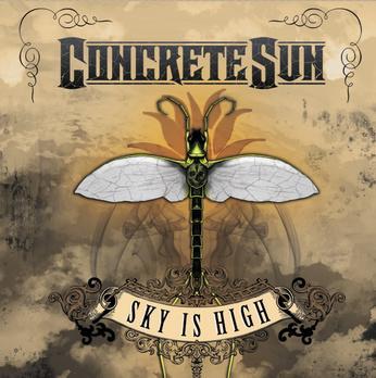 Concrete Sun - Sky Is High