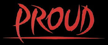 Proud - Logo