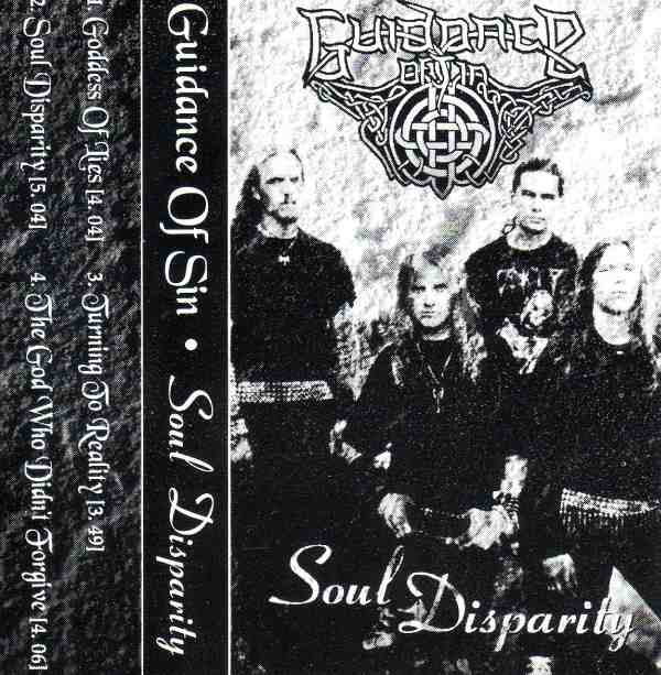 Guidance of Sin - Soul Disparity