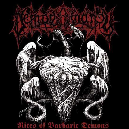 Demonomancy - Rites of Barbaric Demons