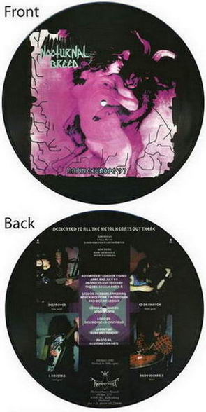 Nocturnal Breed - Raping Europe