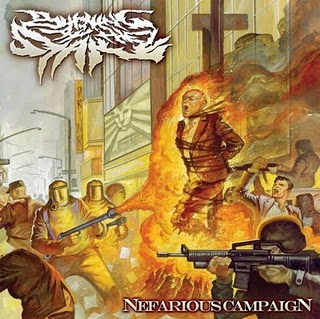Burning at the Stake - Nefarious Campaign