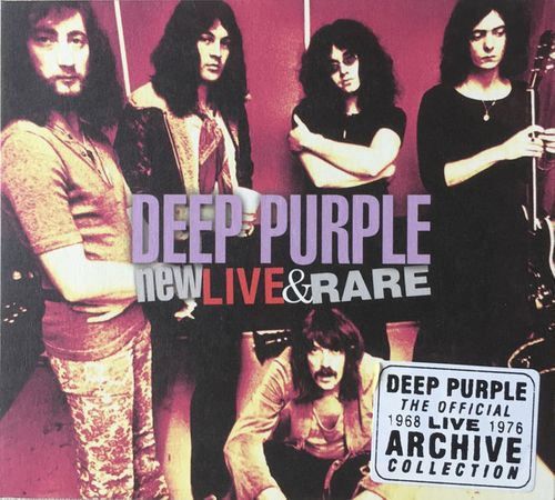 Deep Purple - New Live & Rare (Live in Europe 1969-1971)