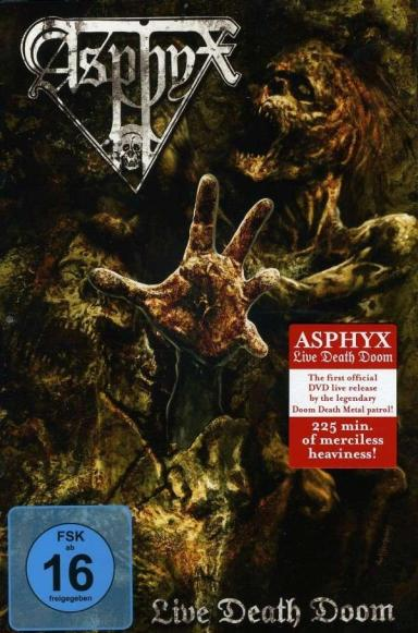 Asphyx - Live Death Doom