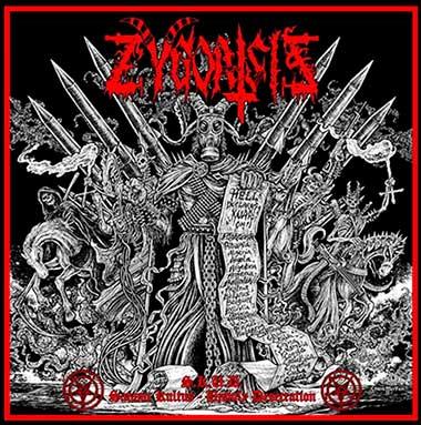 Zygoatsis - S.K.U.D. (Satanic Kultus - Unholy Desecration)