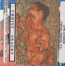 Christ Snacks - La mamba negra