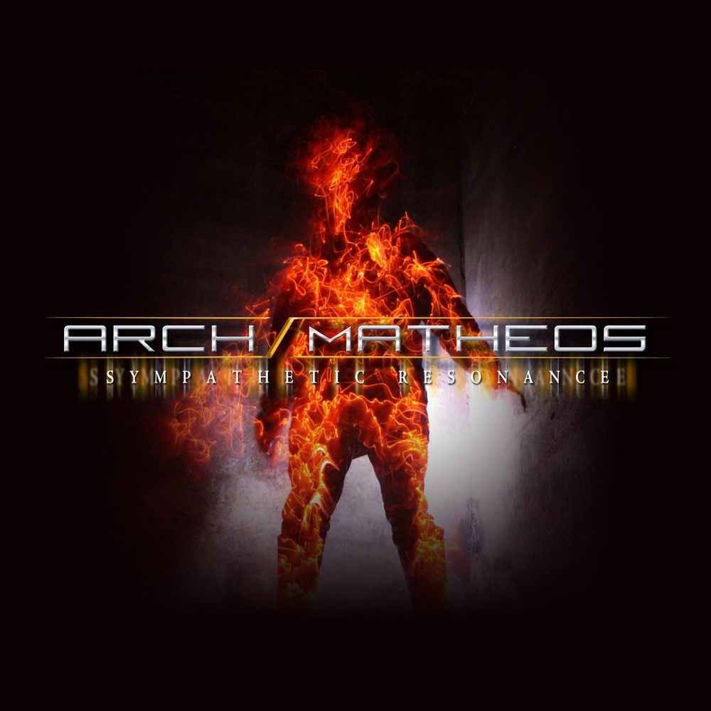 Cover of Arch/Matheos - Sympathetic Resonance
