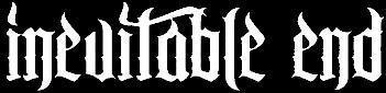Inevitable End - Logo