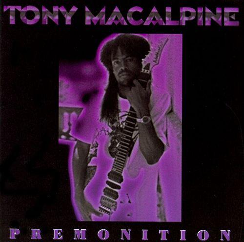 Tony MacAlpine - Premonition