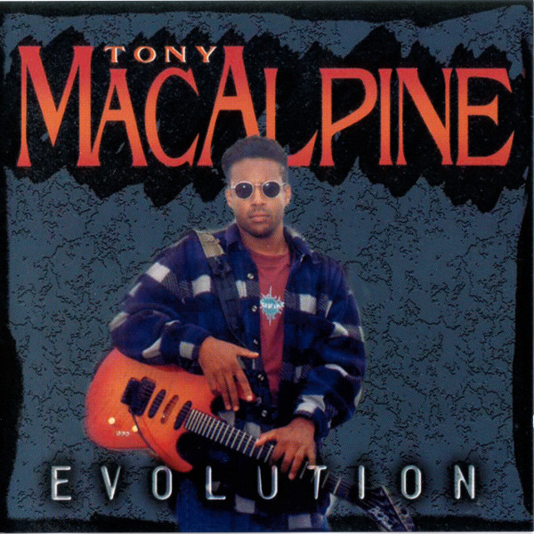 Tony MacAlpine - Evolution