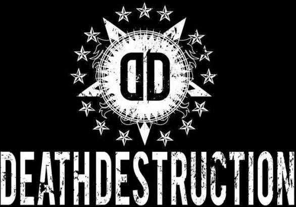 Death Destruction - Logo