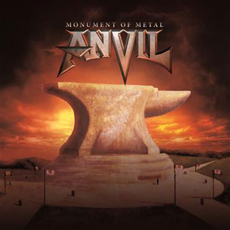 Anvil - Monument of Metal - The Very Best of Anvil