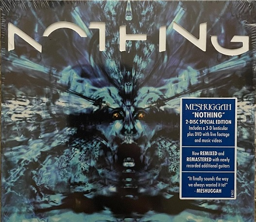 Meshuggah - Nothing (2006 Version)