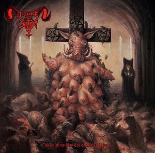 In League with Satan - Black Mass into the Church of Rats