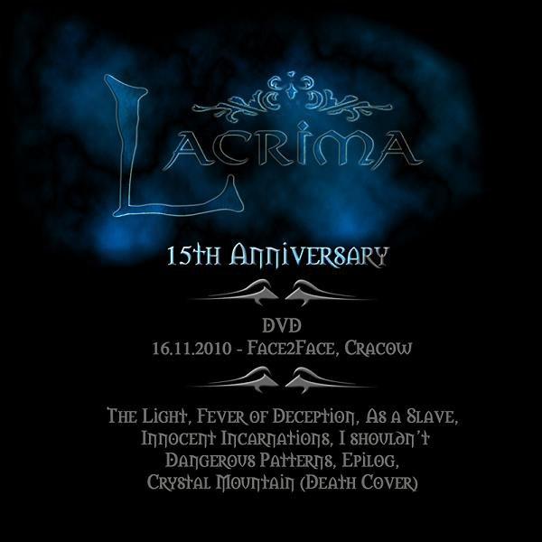 Lacrima - 15th Anniversary Live