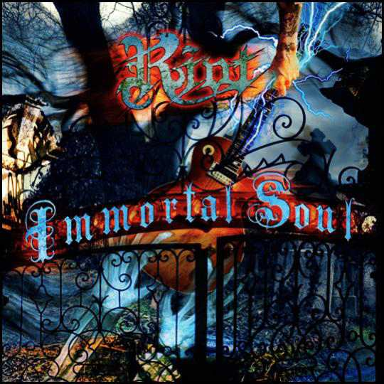 Cover of Riot � Immortal Soul