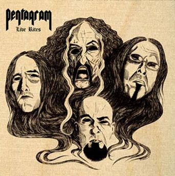 Pentagram - Live Rites