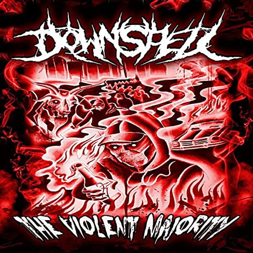 Downspell - The Violent Majority