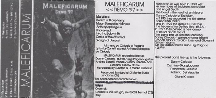 Maleficarum - Maleficarum