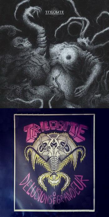 Trilobite - Delusions of Grandeur