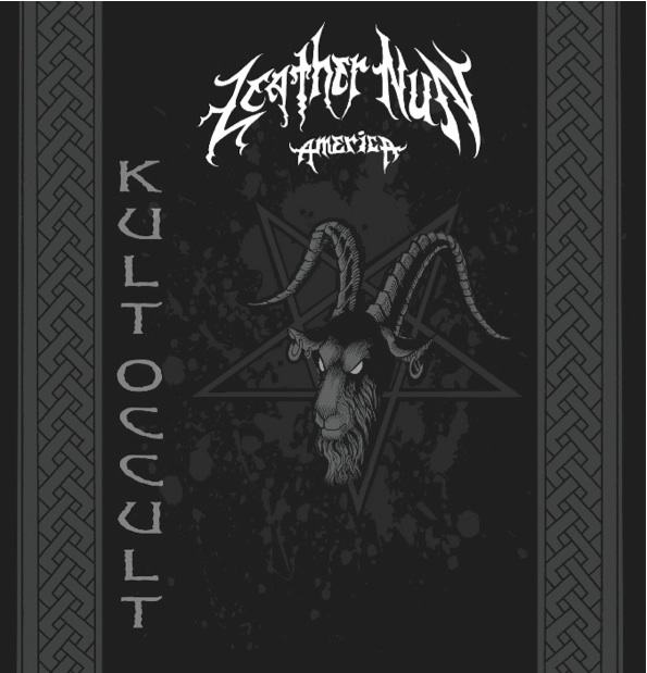 Leather Nun America - Kult Occult