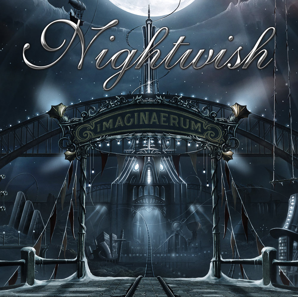 Cover of Nightwish - Imaginaerum