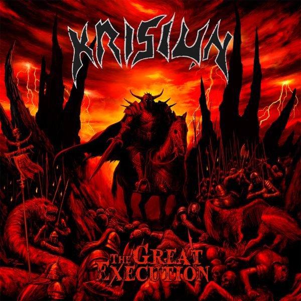 <br />Krisiun - The Great Execution