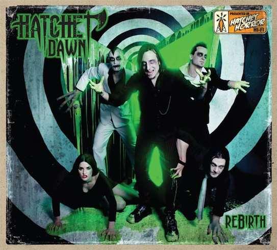 Hatchet Dawn - Rebirth