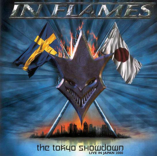 In Flames - The Tokyo Showdown - Live in Japan 2000