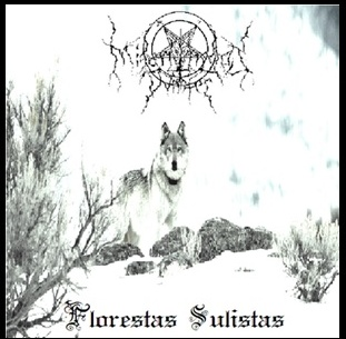 Misanthropic Winter - Florestas Sulistas